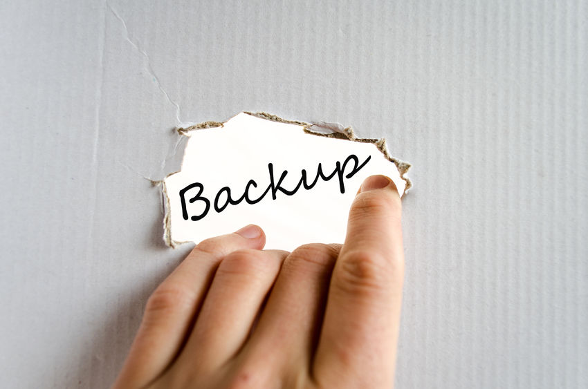 Backup strategies for your Vaper logbook